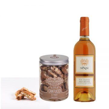 cantucci e vinsanto