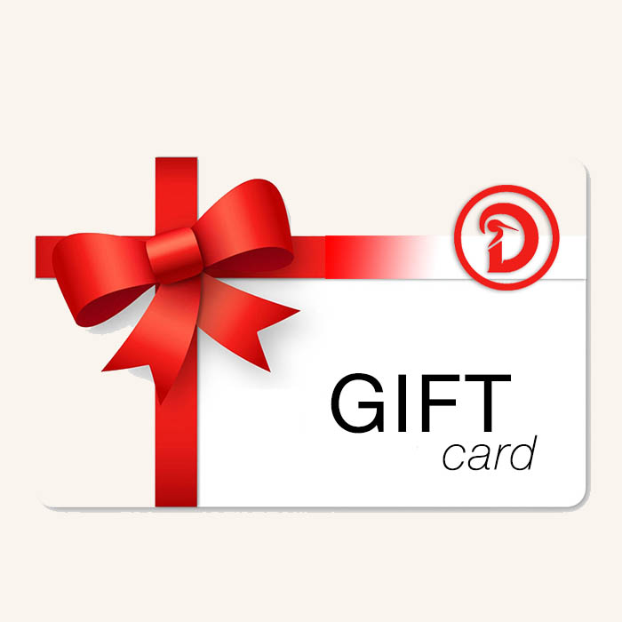 carta regalo gift card